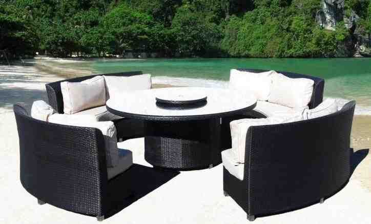 Round Patio Furniture Covers Colorful Outdoor Furniture Outdoor
