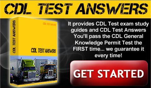 dmv test answers cdl test answers hazmat tanker air brakes school rh pinterest com cdl test study guide for school bus cdl test study guide for louisiana