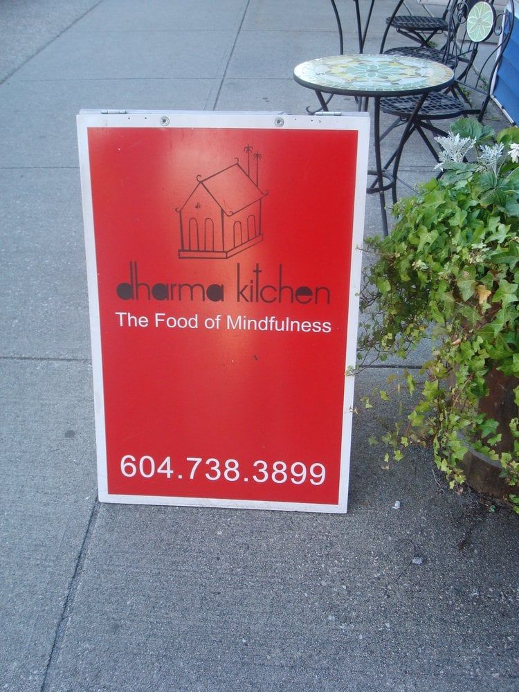 Photo of Dharma Kitchen - Vancouver, BC, Canada