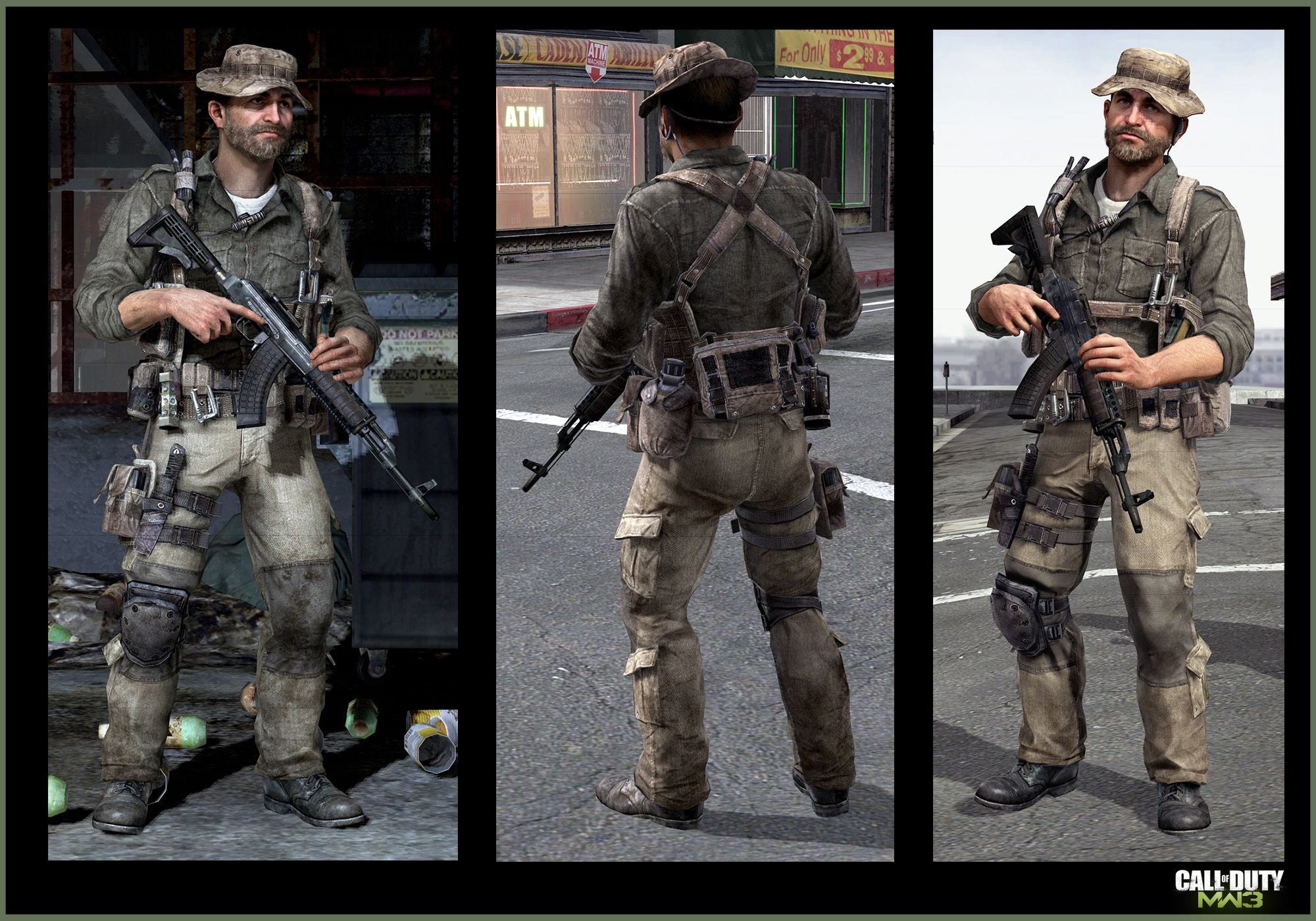 Call Of Duty Mw3 Activision Infinity Ward Jake Rowell Character Art Marketing Image Call Of Duty Call Of Duty Warfare Modern Warfare