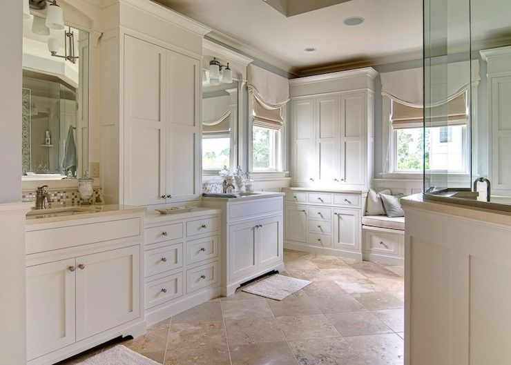 Grey And White Kitchen Designs Kitchens Travertine