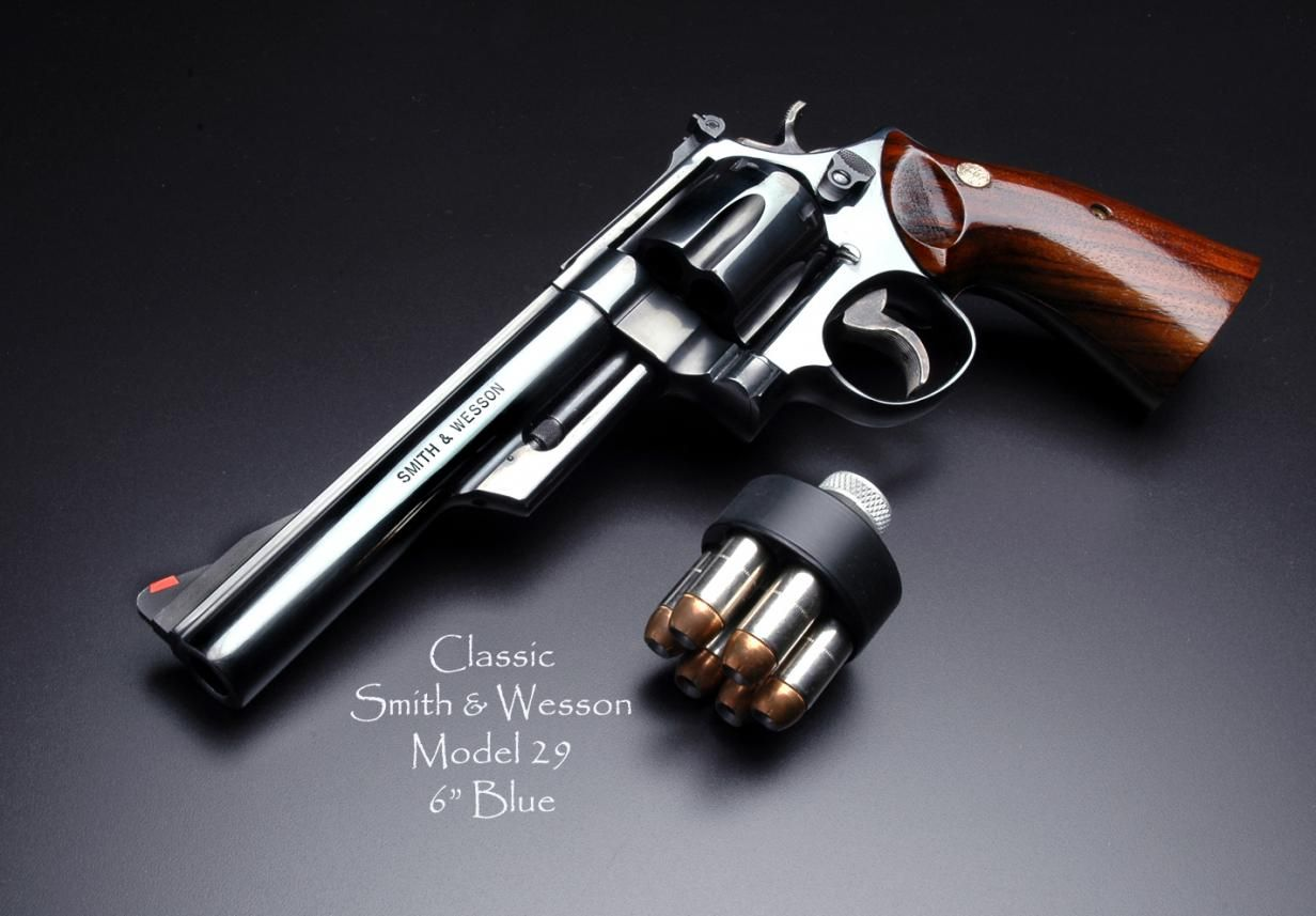 Classic Smith and Wesson Model 29 6