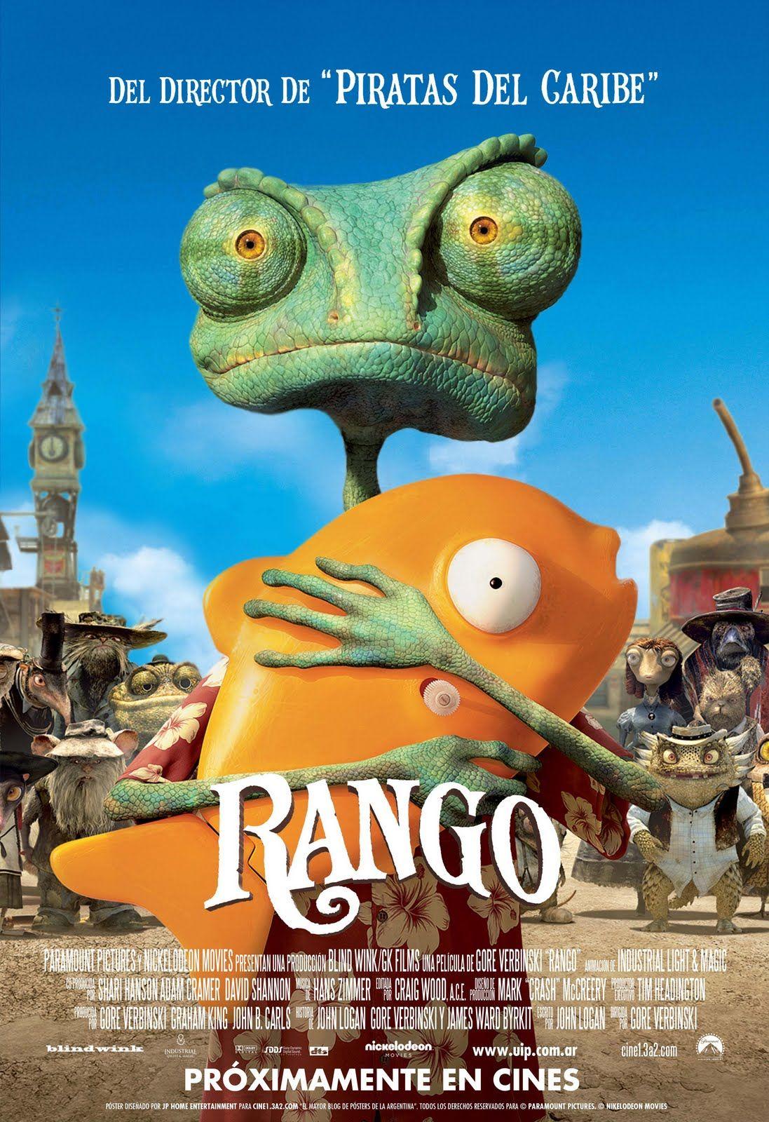 film rango 2011 gratuit