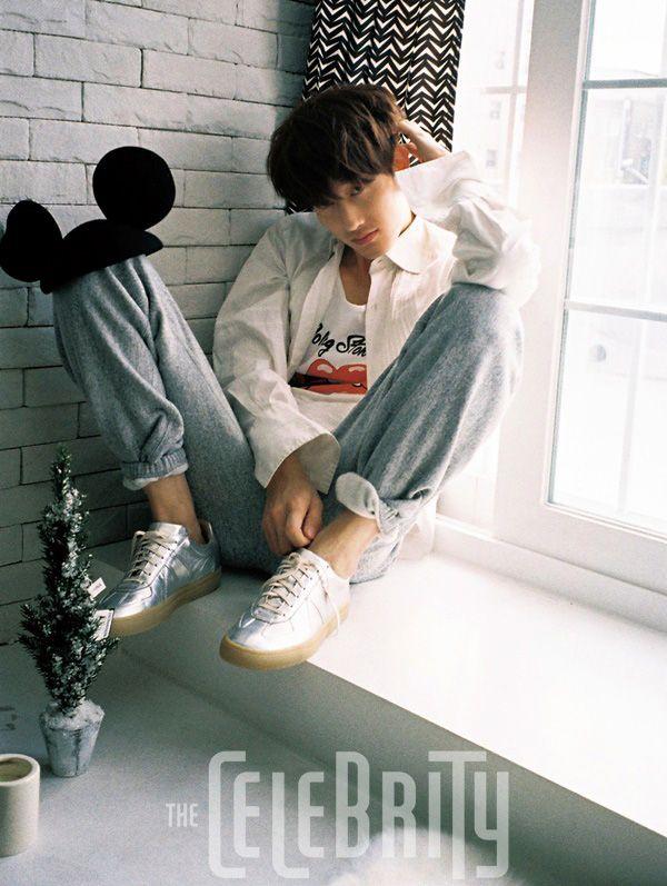 Zhou Mi - The Celebrity Magazine December Issue '14