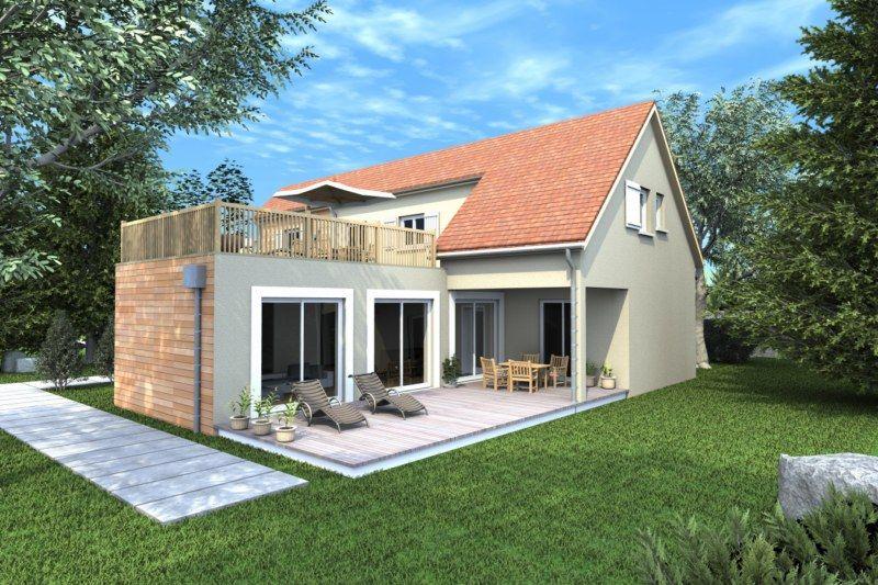 wwwtradibudgetfr Constructeur maison - Maison Eugenie - maison classe energie d