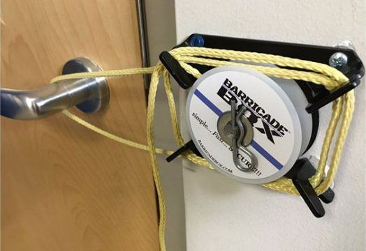 I Dig Hardware » FF: Barricade Box School Safety and