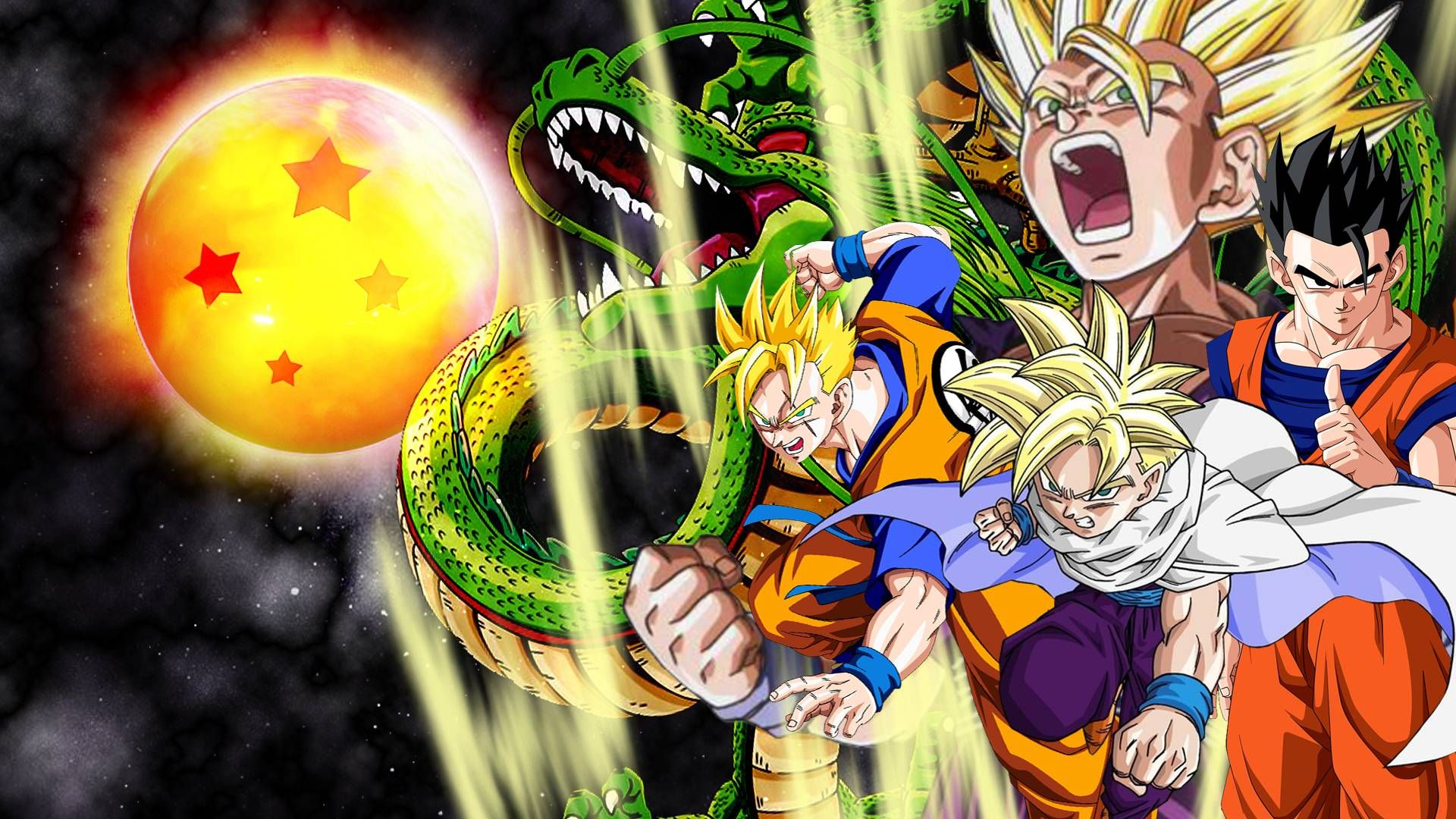 gohan vs cell wallpapersebeq13 on deviantart | images wallpapers