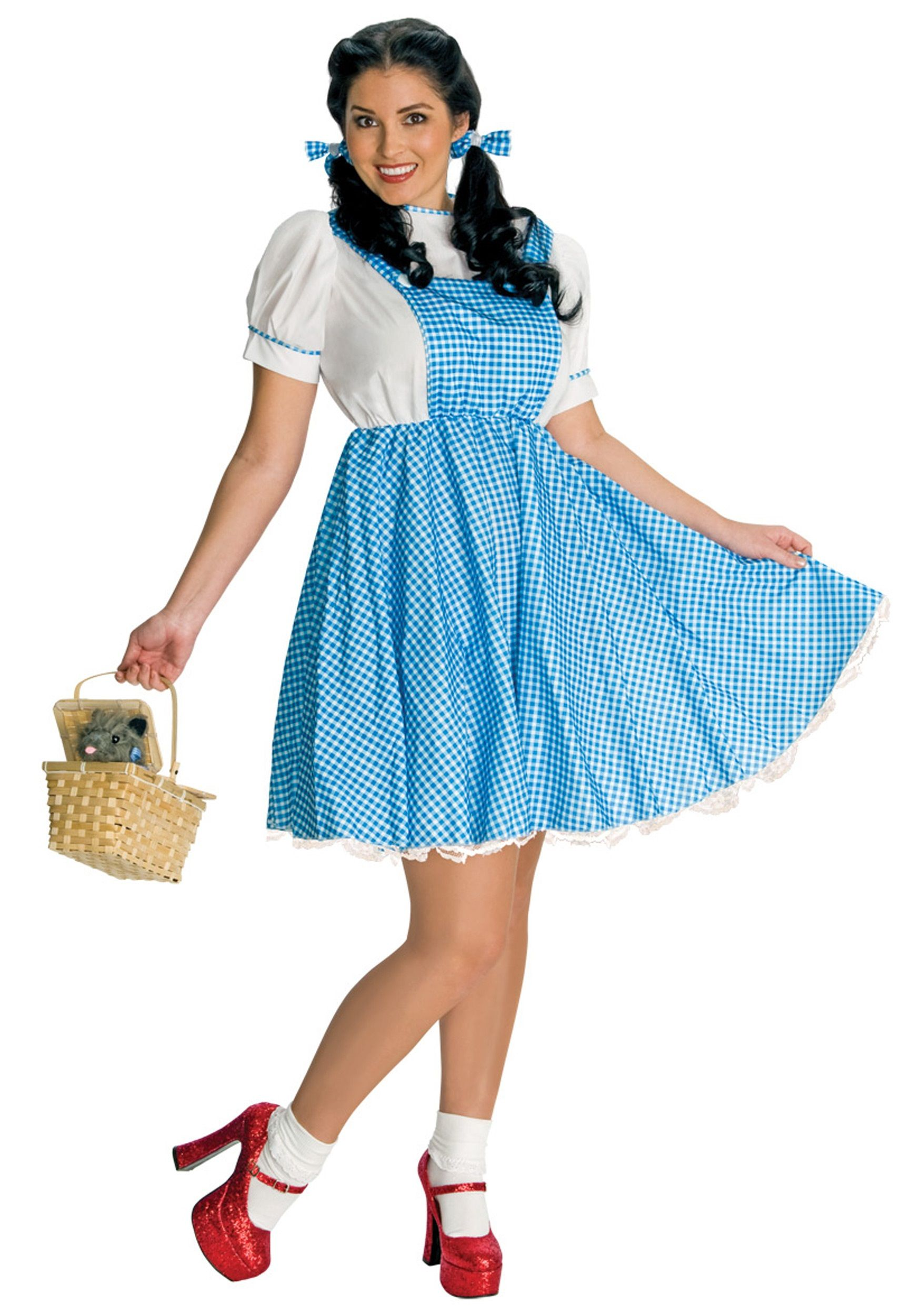 Plus Dorothy Wizard of Oz Costume - Plus Size Wizard of Oz ...