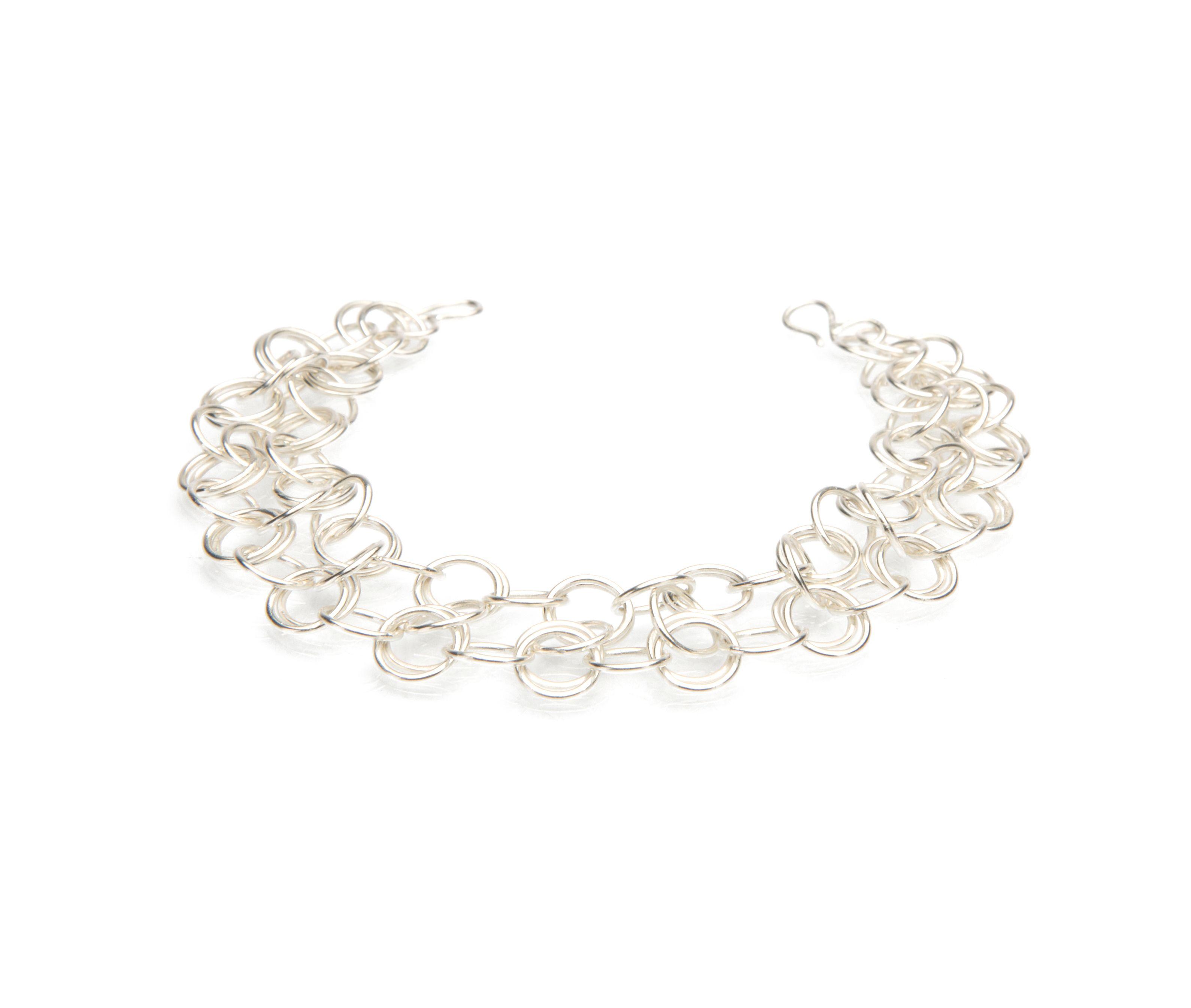 Encaixe bracelet Silver www.manuale.com.br