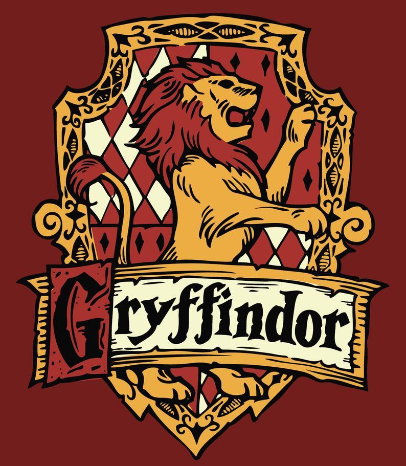 Gryffindor Harry Potter Logo Harry Potter Gryffindor Logo Harry Potter Drawings