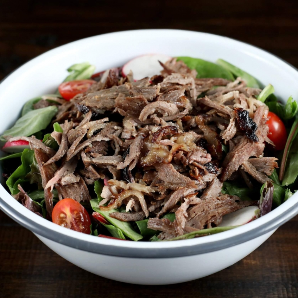 What S For Dinner How About Sini Beef Brisket Salad Check Out Our Dinner Menu And Tell Us What S Your Pick Dinner Choices Dinner Menu Halal Recipes