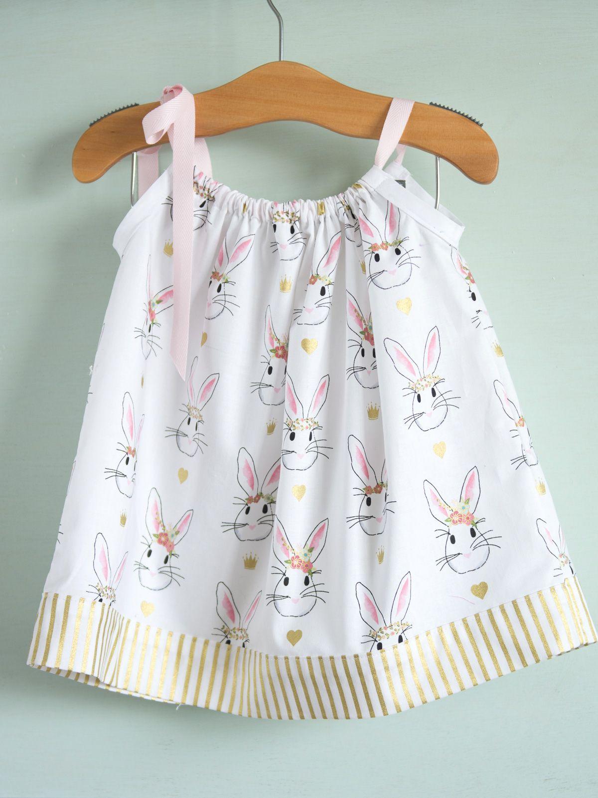 Pillowcase Dress Tutorial | To Sew- Girls | Pinterest | Costura ...