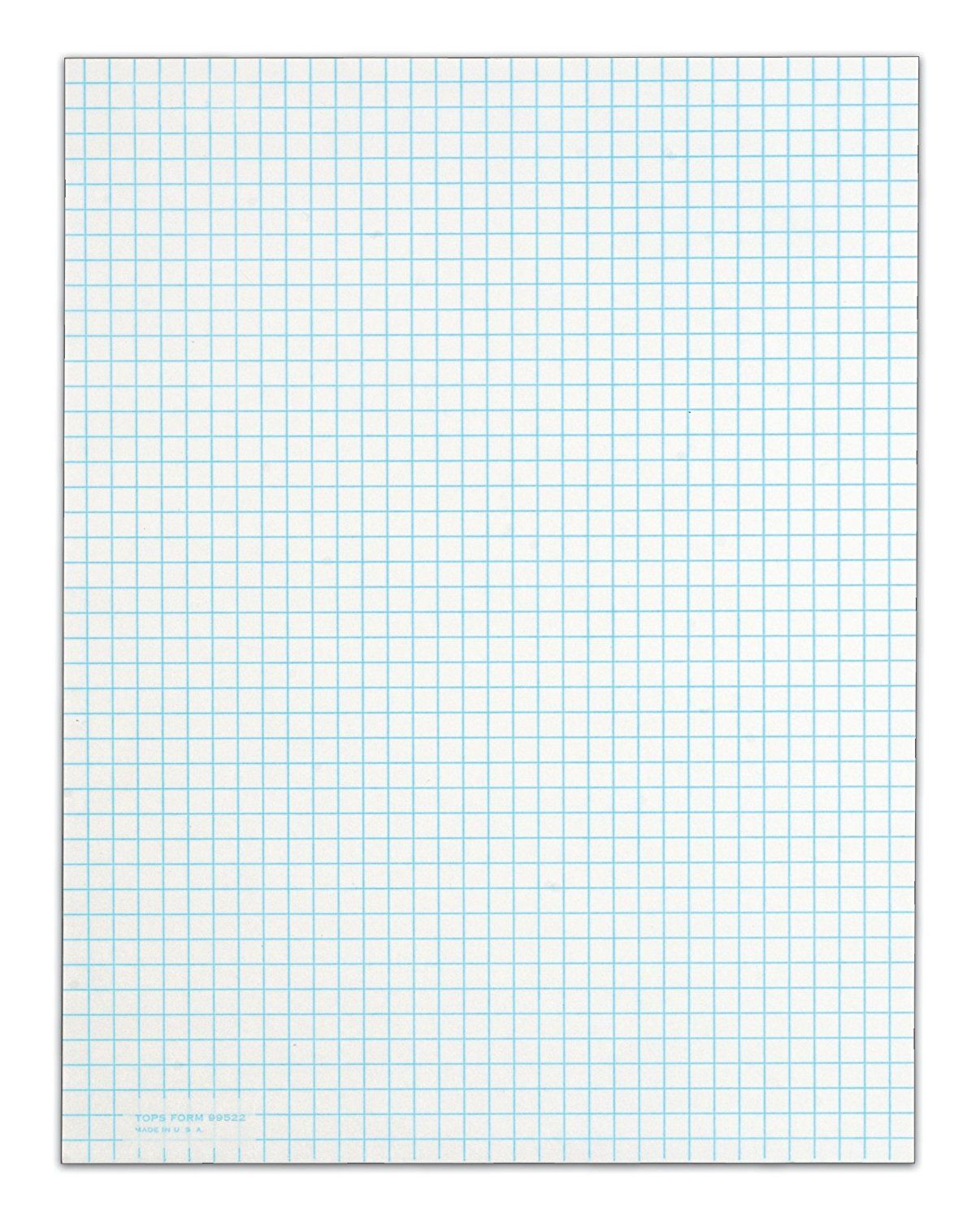 Graph Paper Template 8 5 X 11