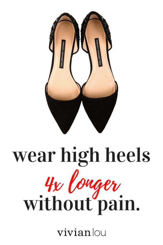 New Vivian Lou Insoles Insolia Classic Weight Shifting Select Size US High Heels