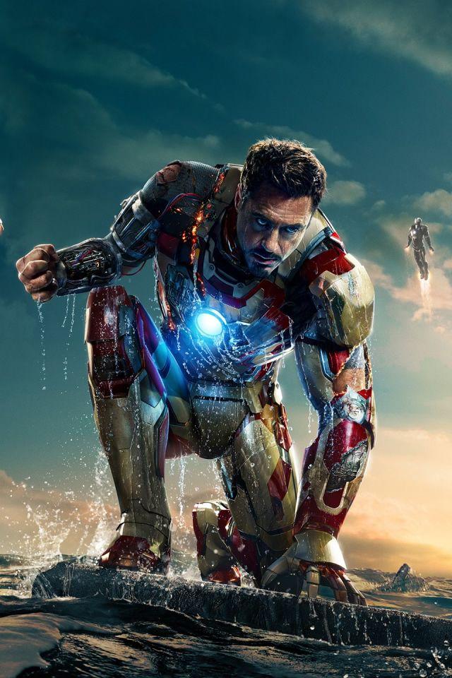 Iron Man 3 New IPhone Wallpaper