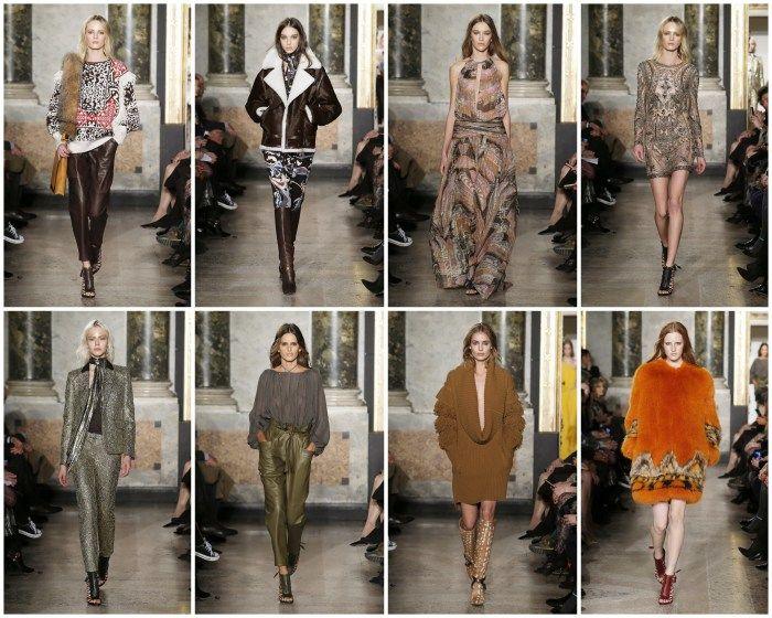 Emilio Pucci Collection: Milan Fashion Week Fall-Winter 2014.