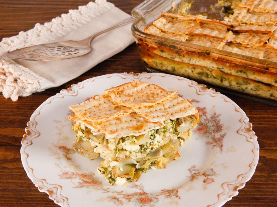 recipe: sephardic vegetarian passover recipes [3]