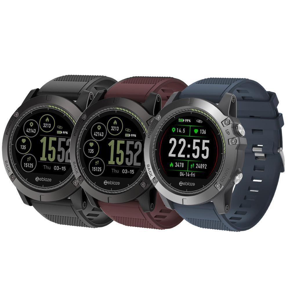 eBay Sponsored Zeblaze VIBE 3 HR Smart Watch IP67 Health