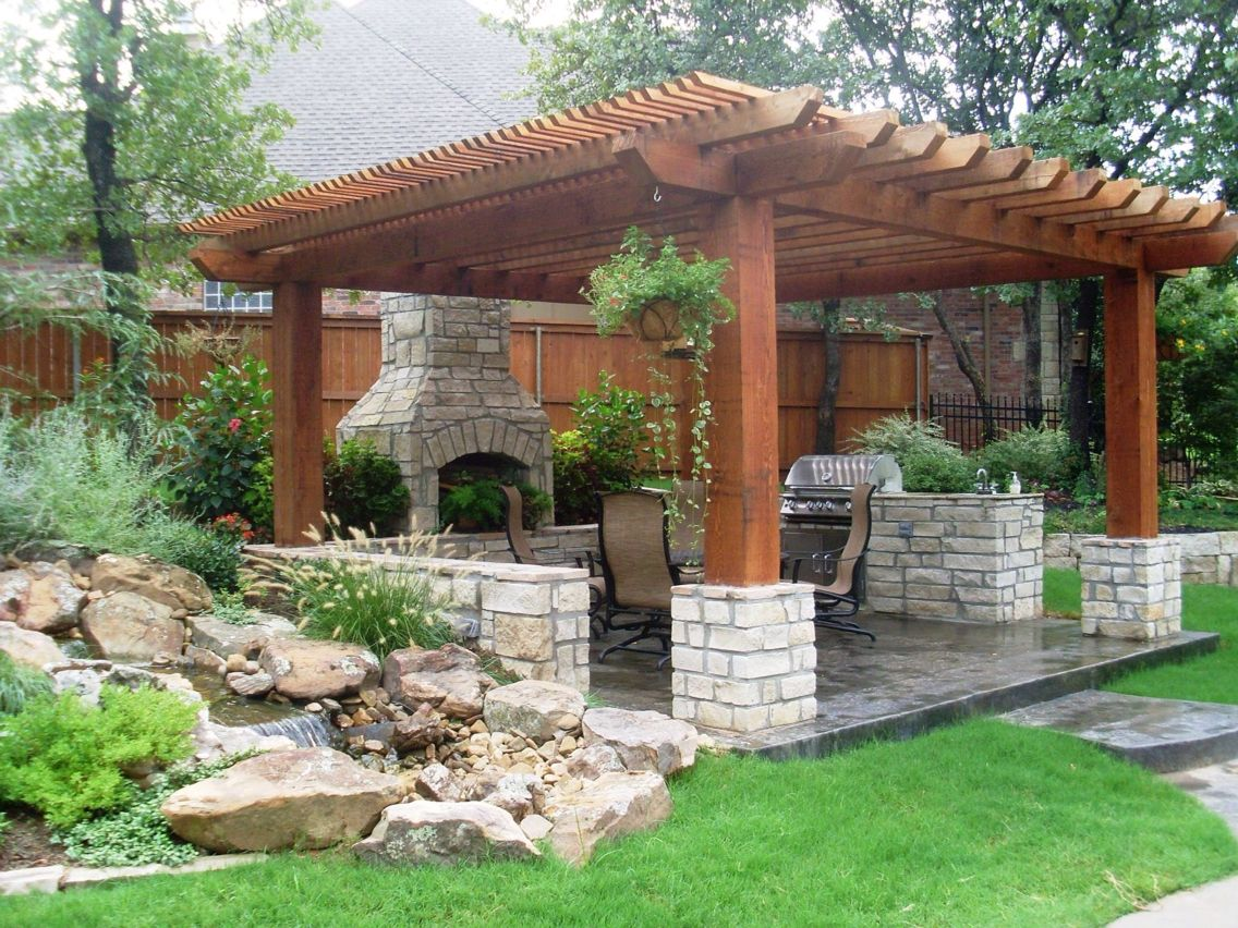houzz spring landscaping trends study backyard landscaping