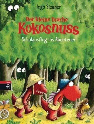 Der kleine #Drache #Kokosnuss - Schulausflug ins Abenteuer: Band 19 von Ingo Siegner, http://www.amazon.de/dp/B00BOAFWT4/ref=cm_sw_r_pi_dp_UekFsb020QJFX
