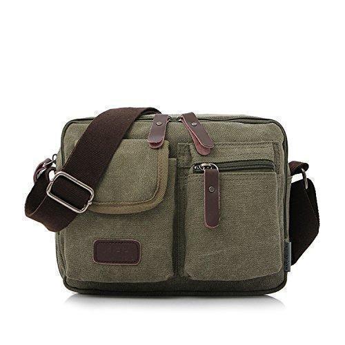 Oferta: Dto: Comprar Ofertas de Outreo Bolsos Hombre Bandolera Vintage  Messenger Bag Bolsas de Viaje Pequeñas Marca colegio Bolso de Tela para  Mujer ...