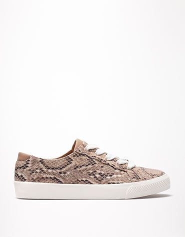 Bershka France - Tennis BSK serpent