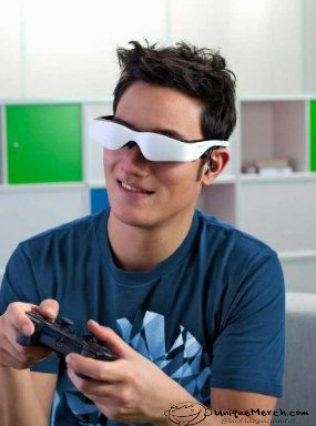 multimedia glasses - $820 18 Thanks to the engineering