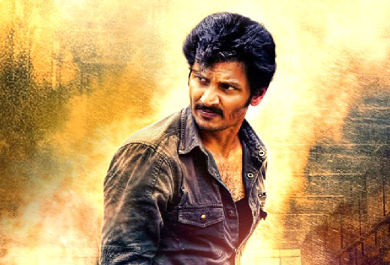 JIIVA'S SEERU FIRST LOOK LAUNCHED