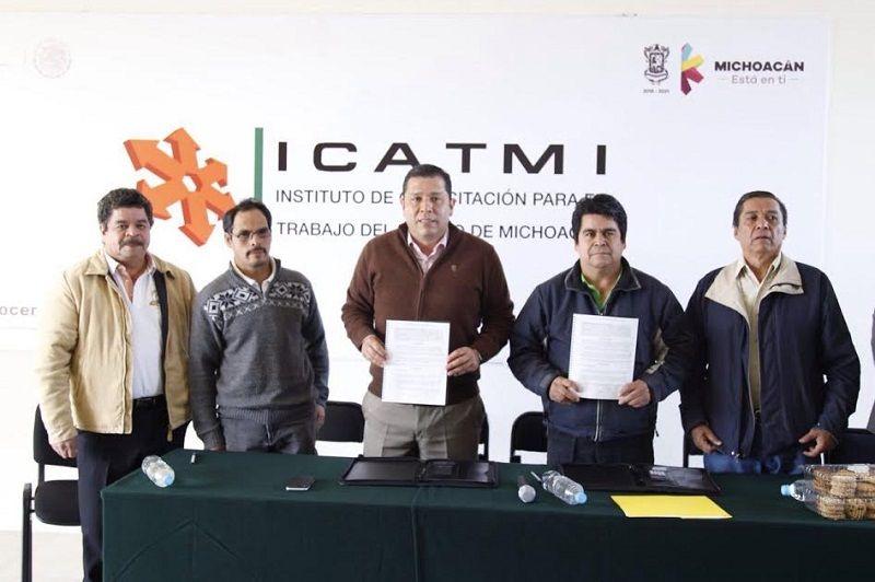 La Cámara Nacional de la Industria PANIFICADORA (CANAINPA) y el Instituto de Capacitación para el Trabajo de Michoacán (ICATMI), firmaron convenio de colaboración para reforzar la capacitación en la industria ...