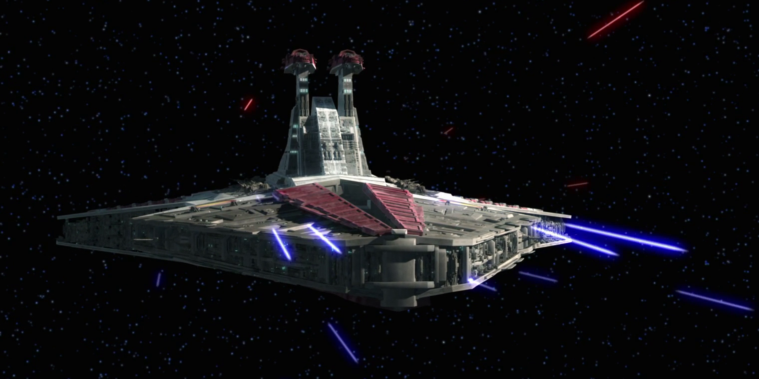 Venator-class Star Destroyer | Galactic Republic Ships ...