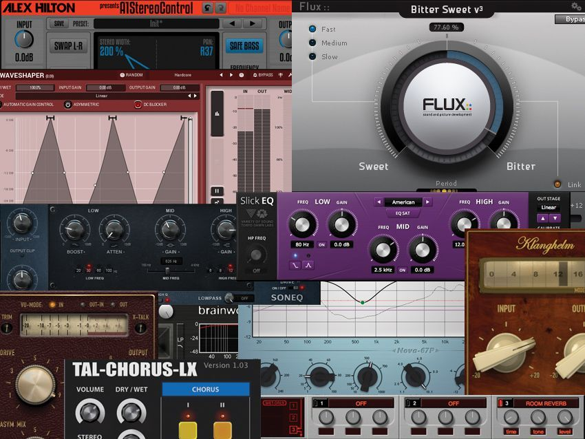 11 of the best free VST/AU mixing effect plugins Music