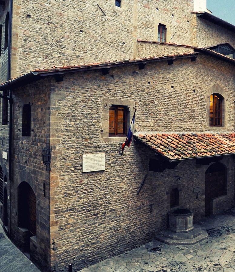 Casa Museo Di Dante Alighieri Dante Alighieri Museo Case