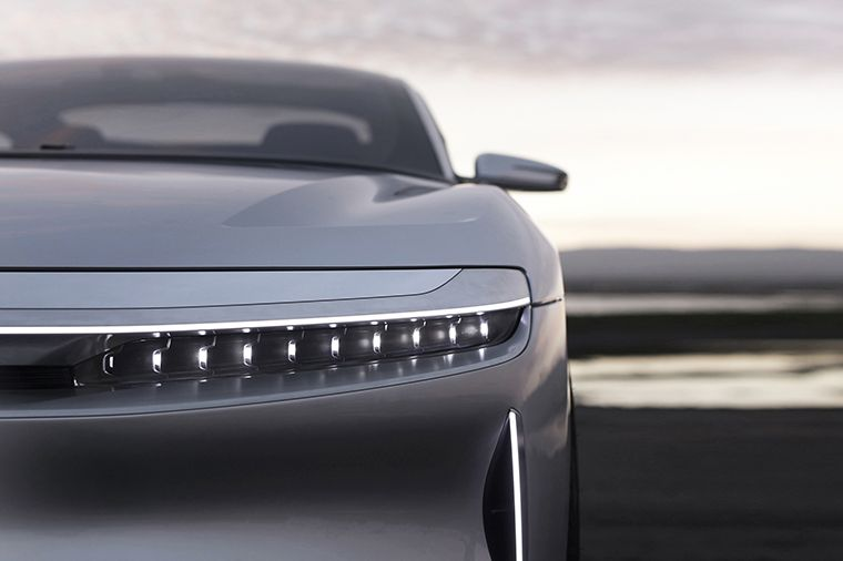 Lucid Is A California Based Luxury Automotive Company Who Is Reimagining What A Car Can Be Car Car Front Tesla
