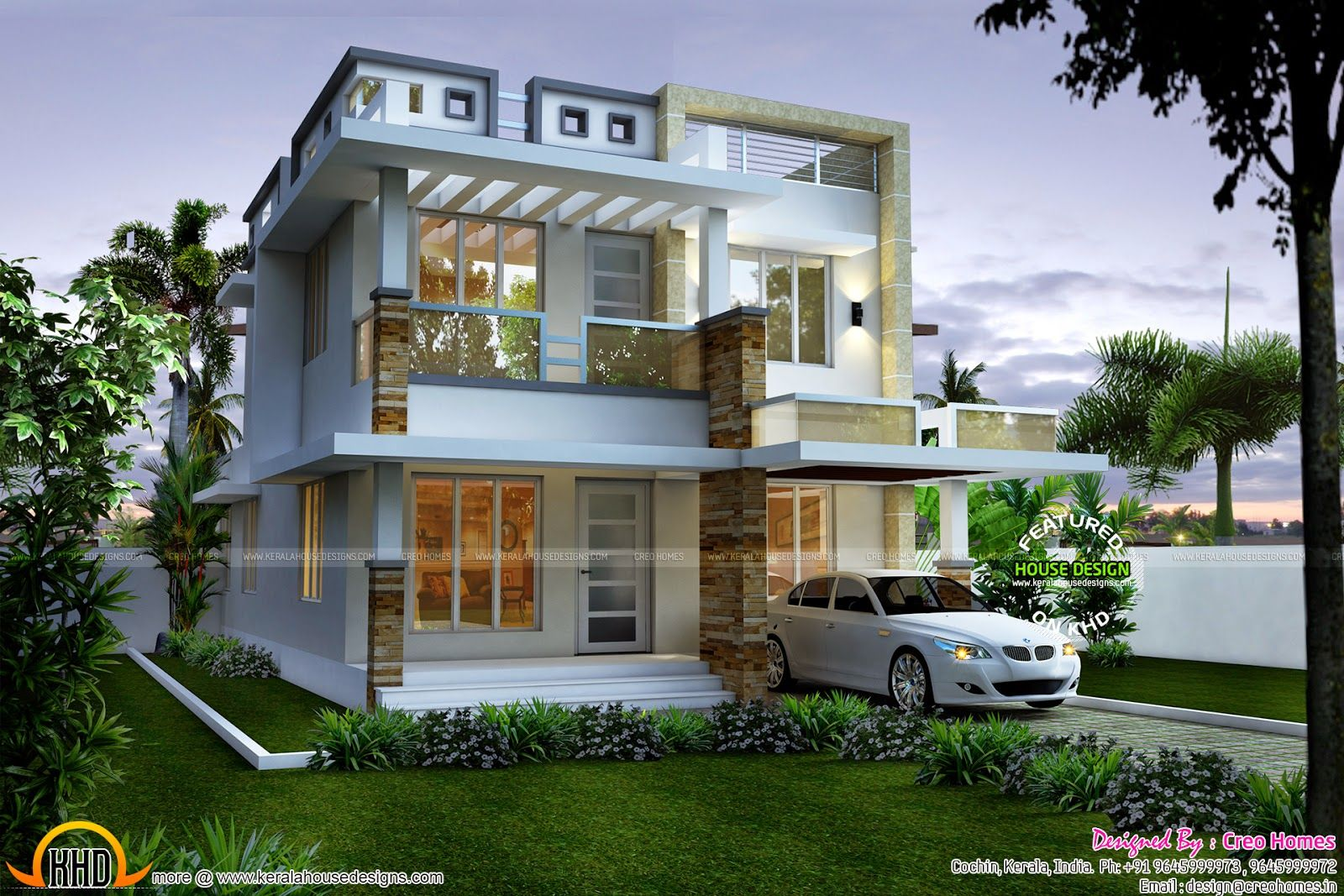 Kerala home design and floor plans | Kerala house design ...