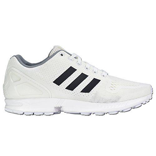 74e98c1c94c673 Adidas - ZX FLUX ULTRA - Runner - Low Top Sneaker - Weiß - http   on ...