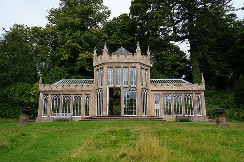 Gothic camellia house culzean castle castles and old for Camellia homes