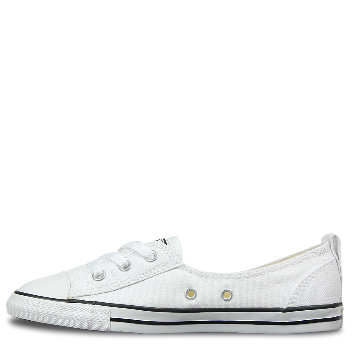 Chuck Taylor All Star Dainty Ballet Low Top White | Converse Australia