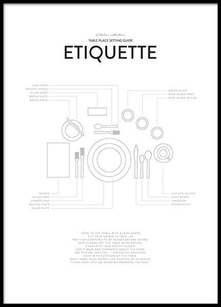 Kökstavlor Posters, prins, affischer och tavlor till kök - poster für die küche
