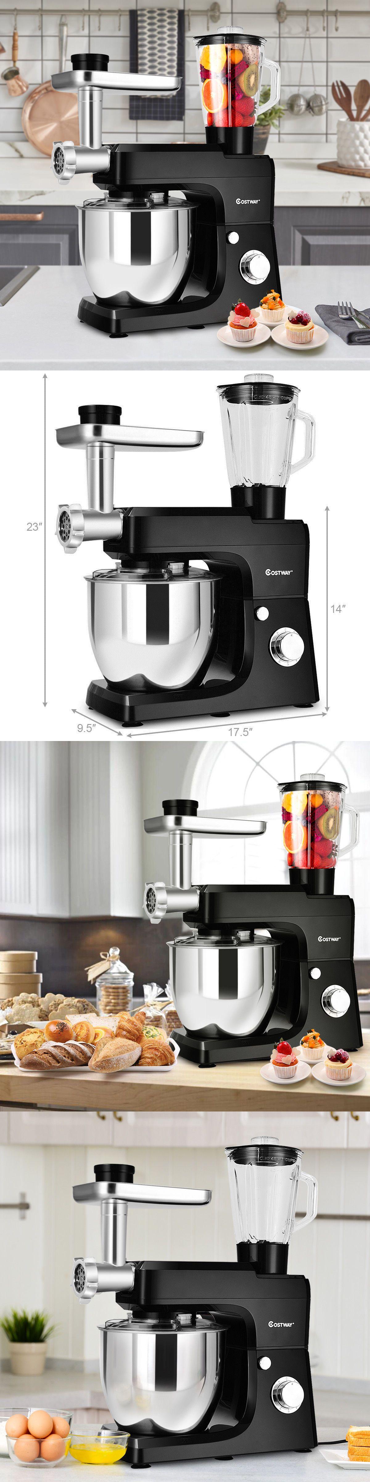 Countertop mixers 133701 multifunctional stand mixer