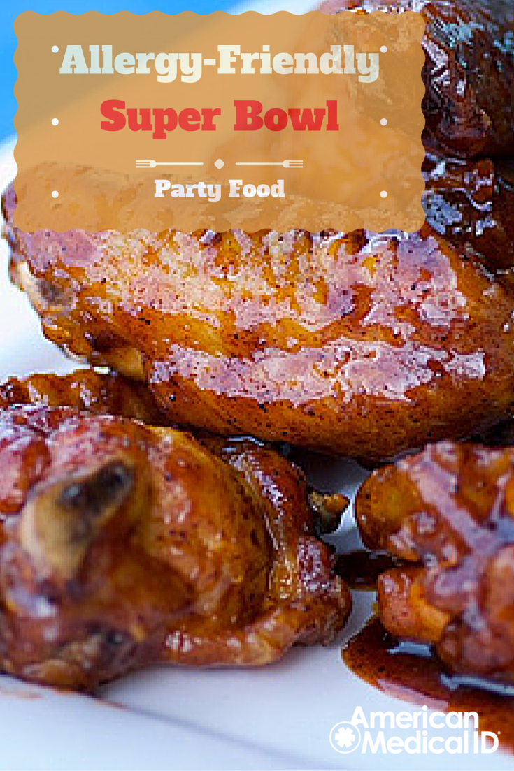 Shopping for munchies for the #biggame? Keep these recipes in mind