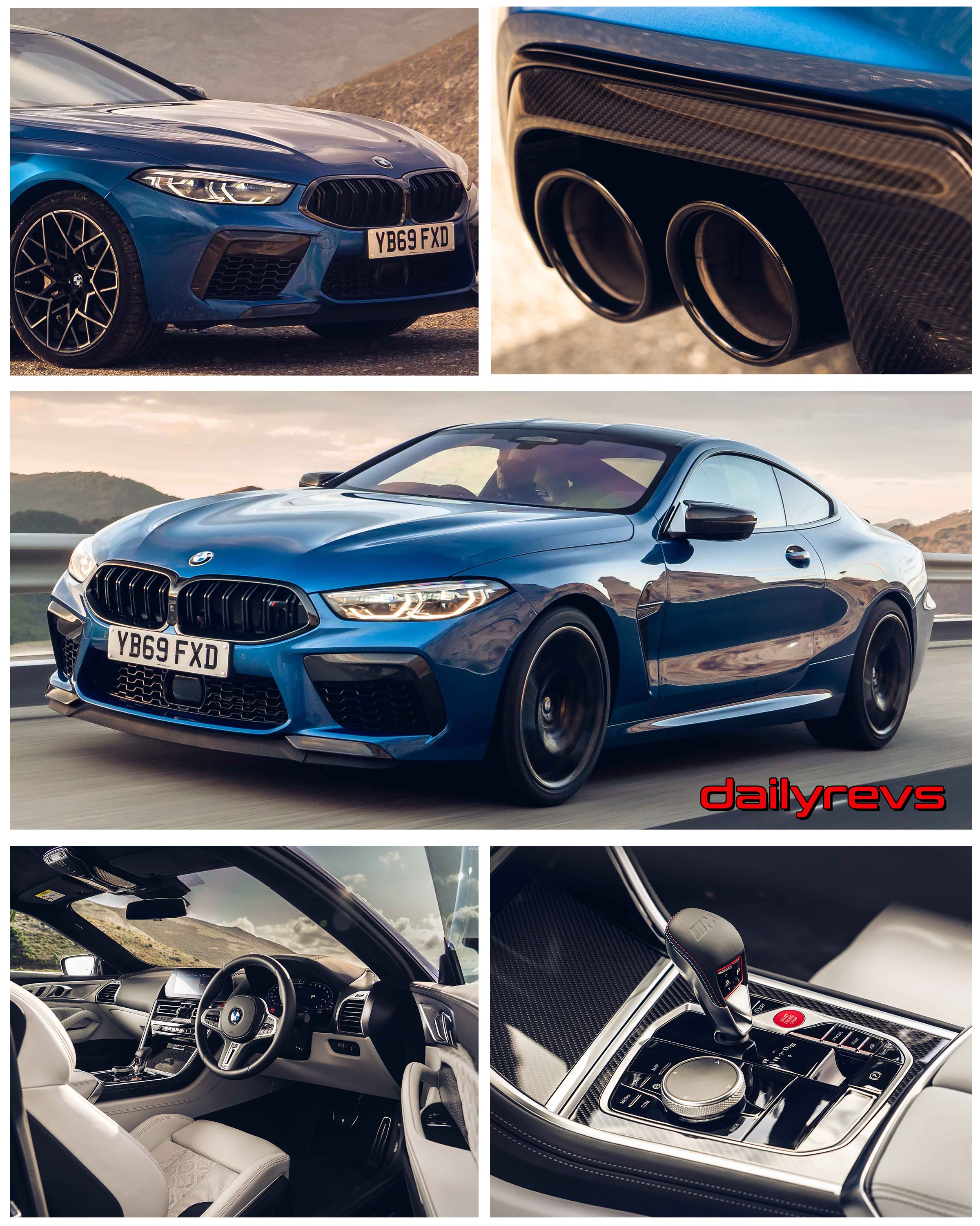 2020 Bmw M8 Competition Coupe Uk Hd Pictures Videos Specs
