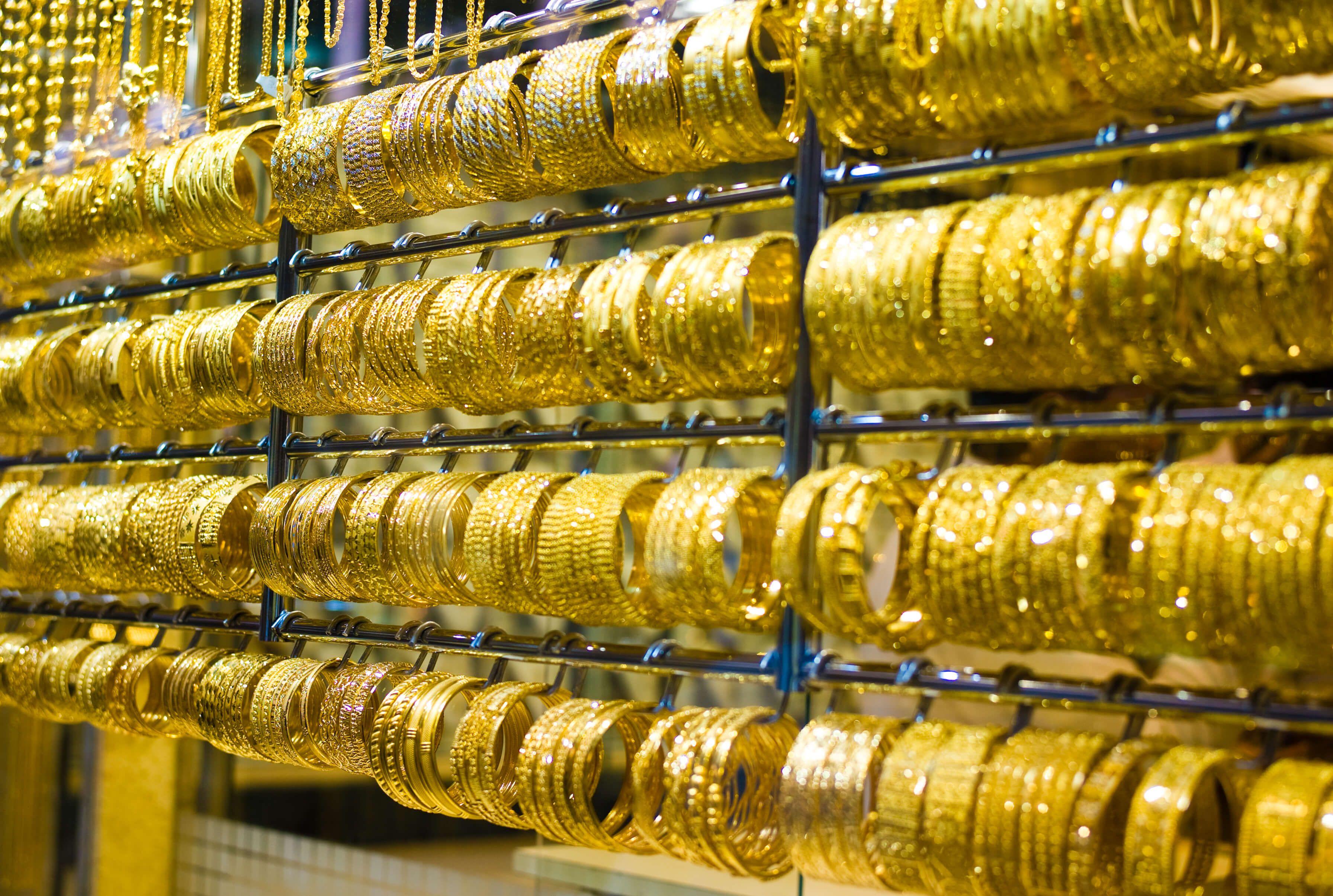 سعر الذهب اليوم في قطر Gold Souk Dubai Gold Jewelry Souks In Dubai
