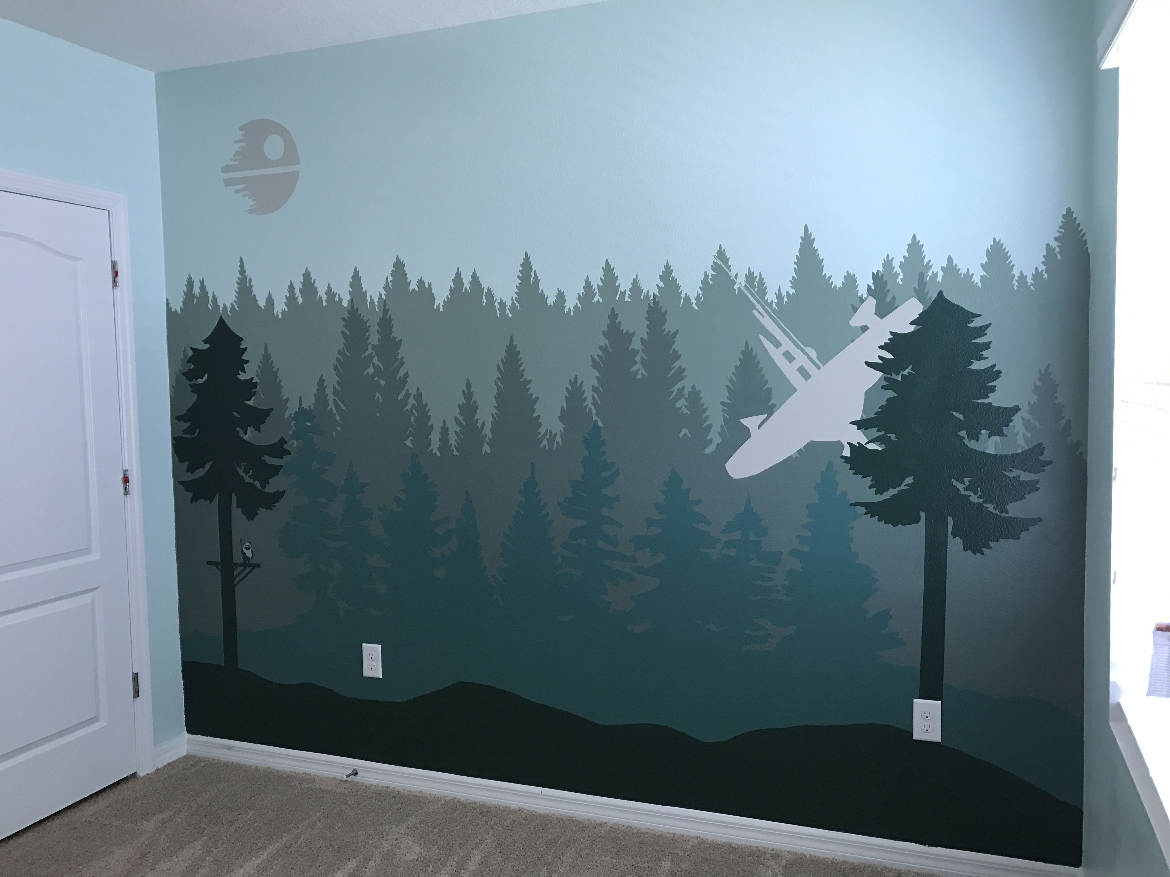 Related Image Star Wars Nursery Star Wars Bedroom Star