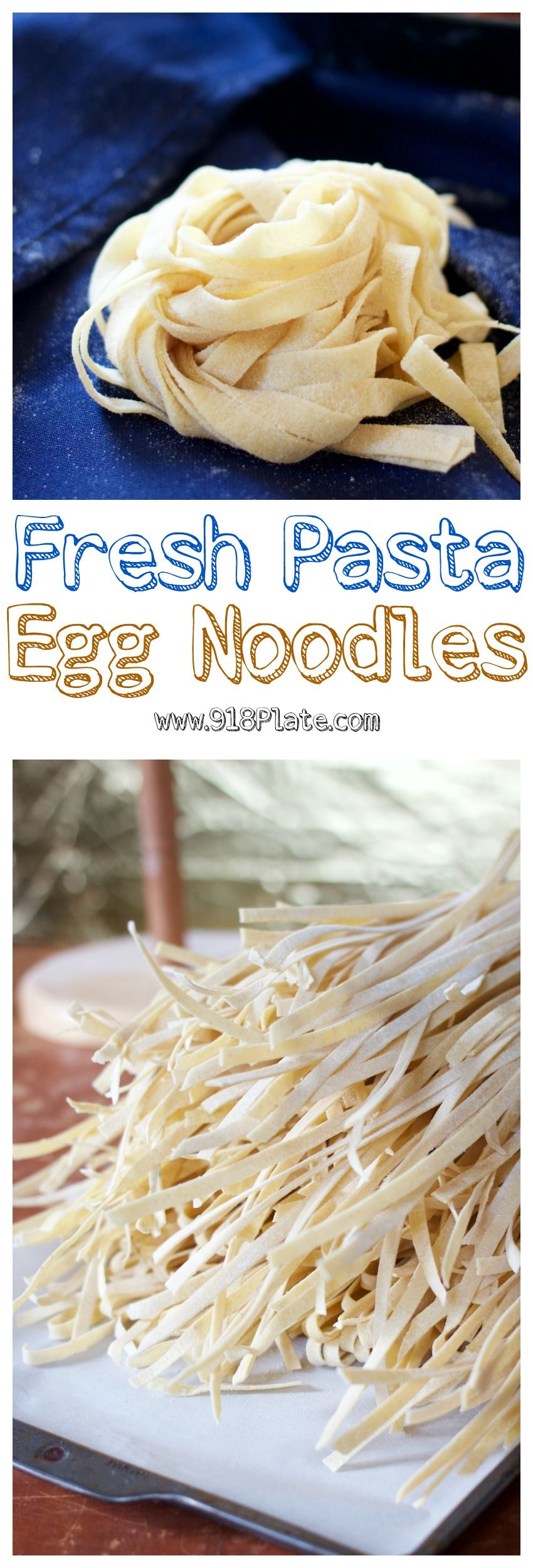 Fresh pasta 918 plate recipe fresh pasta recipes food