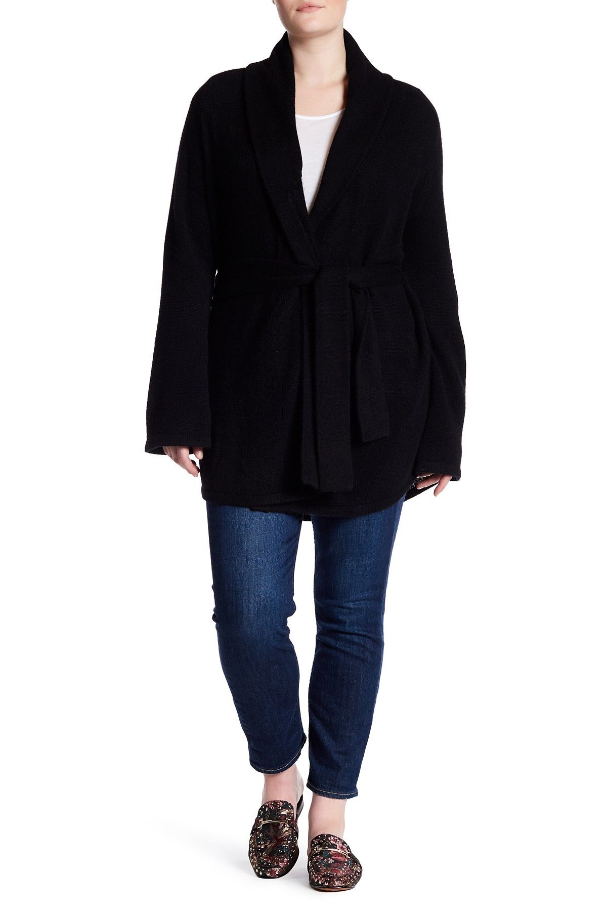 Queen Cashmere Cardigan (Plus Size) | Cashmere, Free shipping and ...
