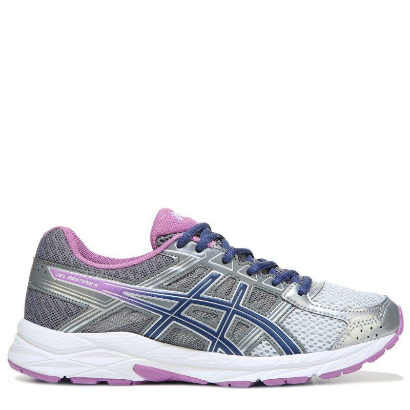 Women S Gel Contend 4 Wide Running Shoe Products Wide Running
