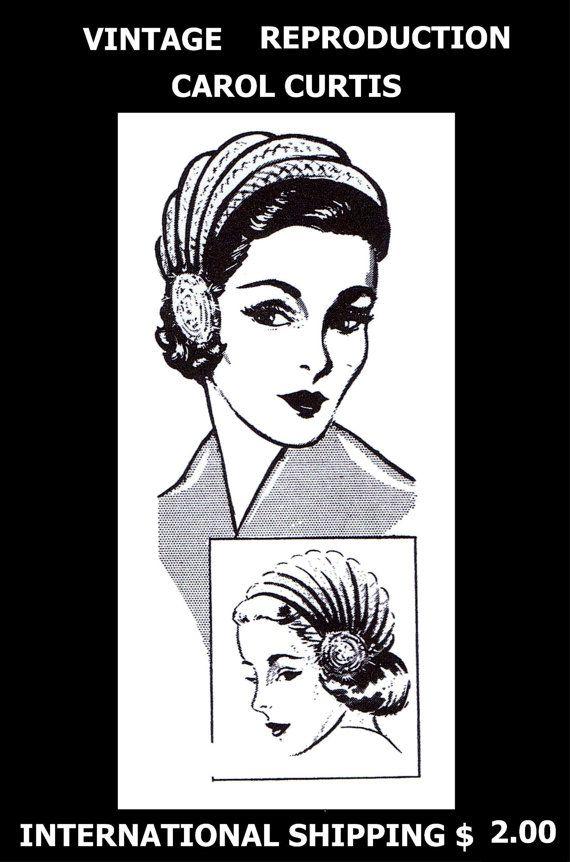 Vintage 1940\'s Mail Order Carol Curtis 565 Cute by APATTERNPEDDLER ...