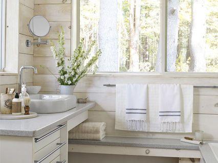 Shabby Chic Bathrooms Idea Box by Minnie\u0027s Milestones by Jonni