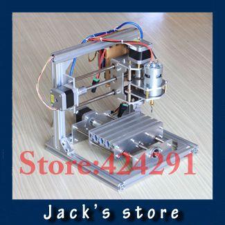Diy CNC engraving machine , working area 130*100*40mm ,PCB