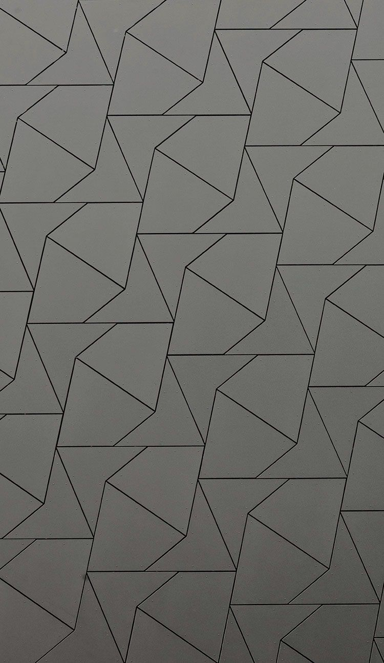 Architectural Facade Panel Pattern By Delugan Meissl